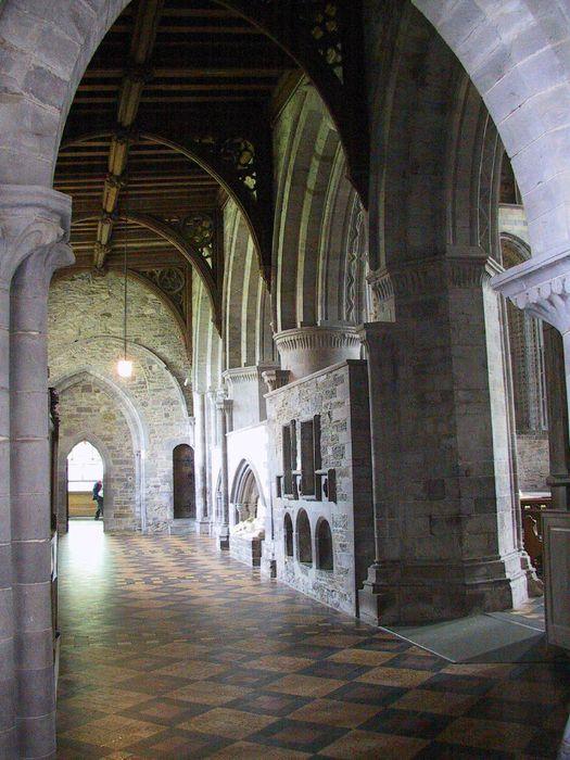Собор Святого Давида (St David's Cathedral), Уэльс, Англия 71358
