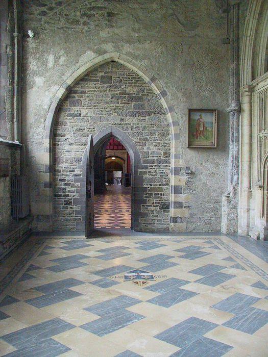 Собор Святого Давида (St David's Cathedral), Уэльс, Англия 40169