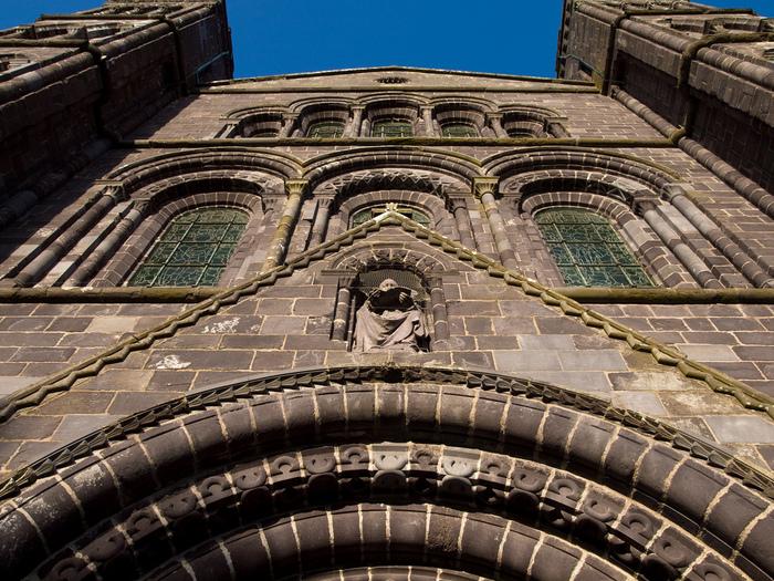 Собор Святого Давида (St David's Cathedral), Уэльс, Англия 36310