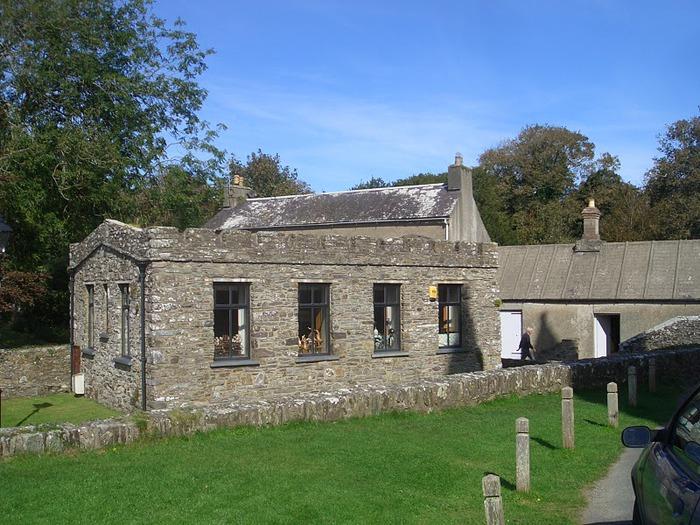 Собор Святого Давида (St David's Cathedral), Уэльс, Англия 31397