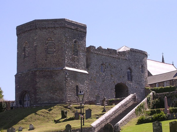 Собор Святого Давида (St David's Cathedral), Уэльс, Англия 80666