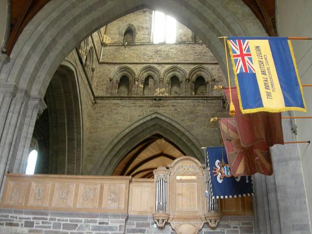 Собор Святого Давида (St David's Cathedral), Уэльс, Англия 87608