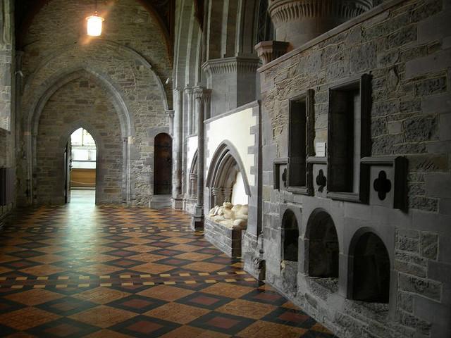Собор Святого Давида (St David's Cathedral), Уэльс, Англия 10240