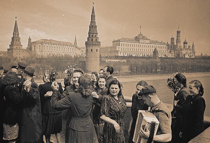 Праздник в старой Москве