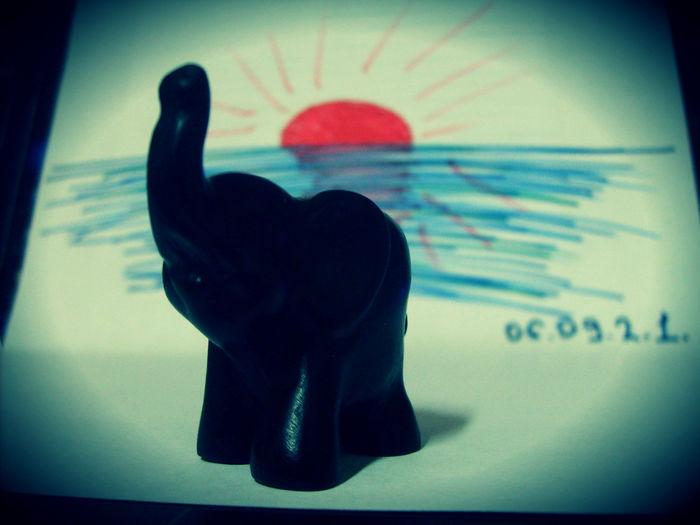 день рождения, праздник, дружба, слоник, сувенир
