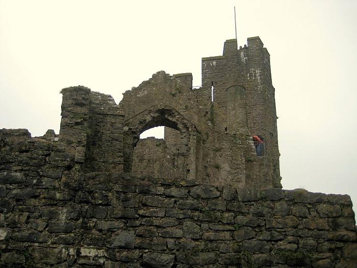 Замок Пембрук в Уэльсе 14572