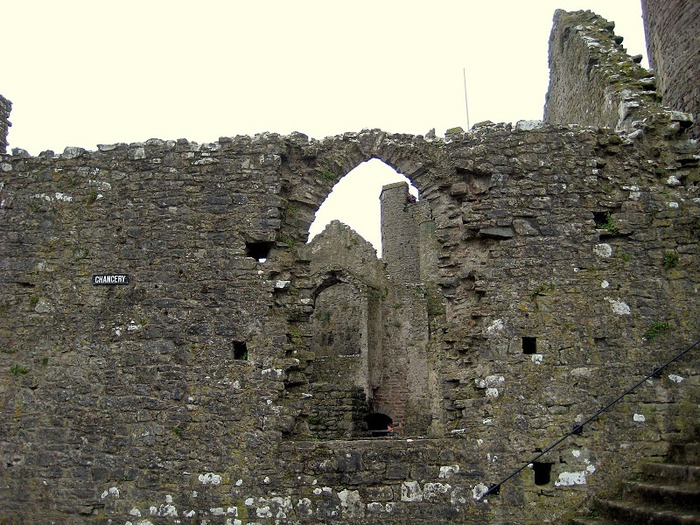 Замок Пембрук в Уэльсе 43195