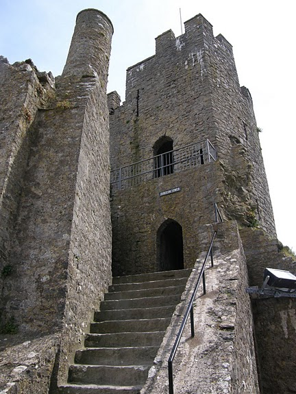 Замок Пембрук в Уэльсе 93436