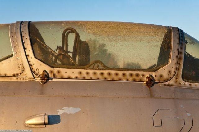 заброшенный аэродром в крыму 08