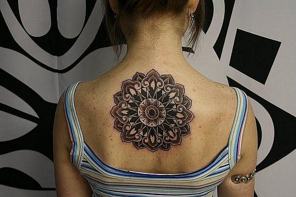 Татуировки на индийскую тематику 24