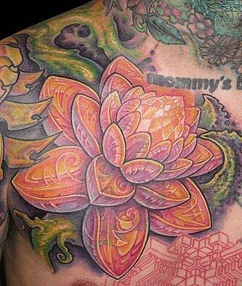 Татуировки на индийскую тематику 29