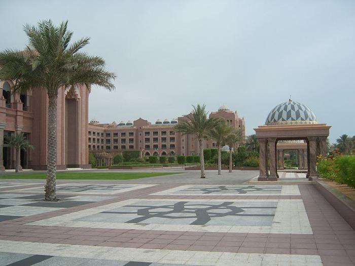 Добро пожаловать в палас-отель «Emirates Palace» 29902