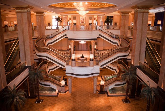 Добро пожаловать в палас-отель «Emirates Palace» 66868