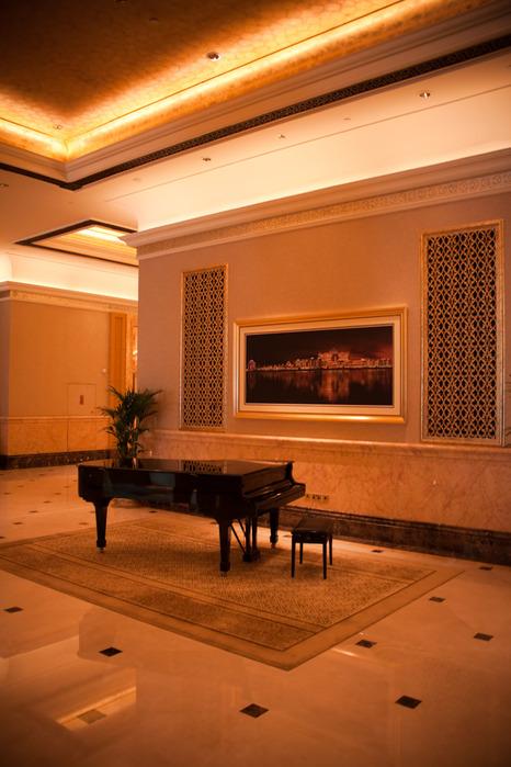Добро пожаловать в палас-отель «Emirates Palace» 38561