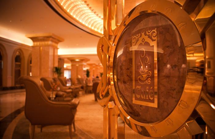 Добро пожаловать в палас-отель «Emirates Palace» 23109