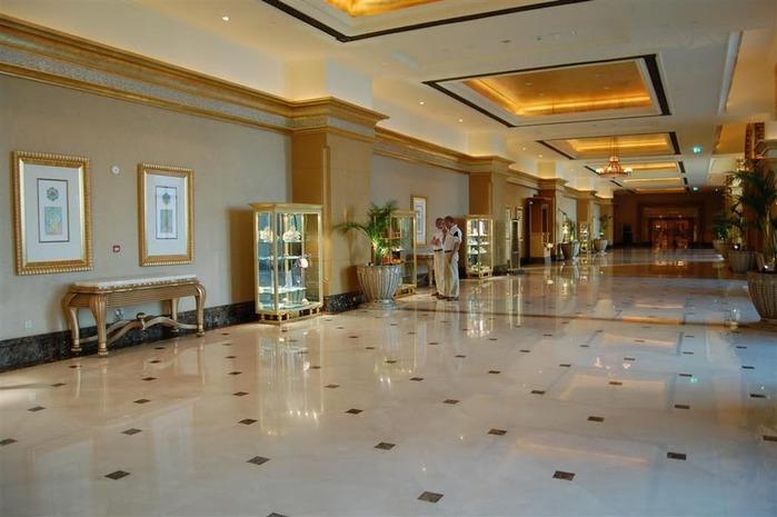 Добро пожаловать в палас-отель «Emirates Palace» 19642