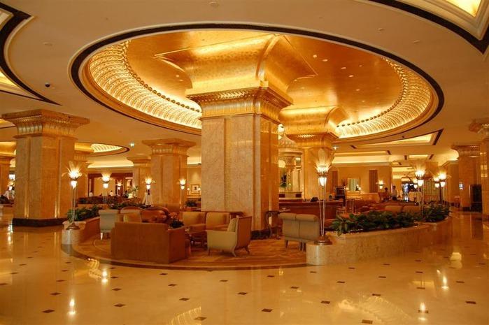 Добро пожаловать в палас-отель «Emirates Palace» 99448