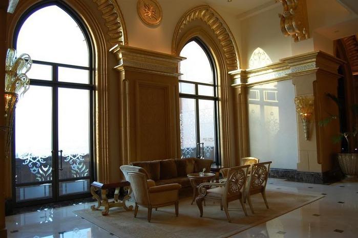 Добро пожаловать в палас-отель «Emirates Palace» 98825