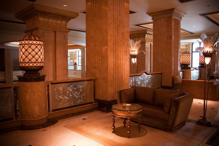 Добро пожаловать в палас-отель «Emirates Palace» 41327
