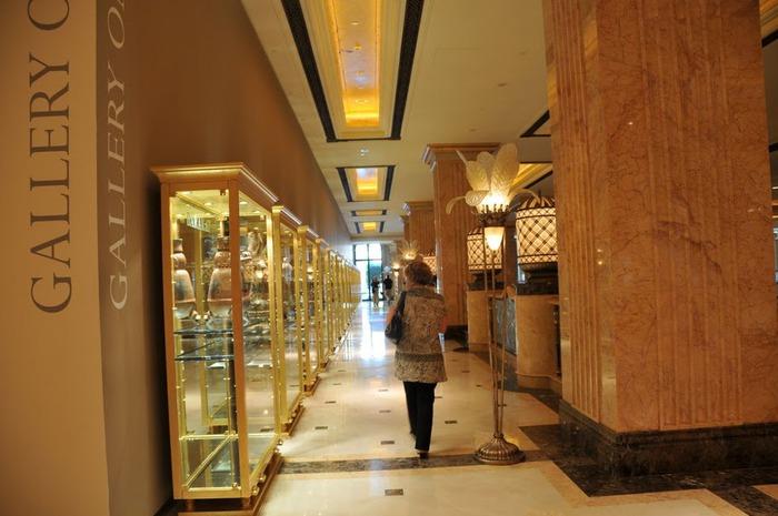 Добро пожаловать в палас-отель «Emirates Palace» 64201
