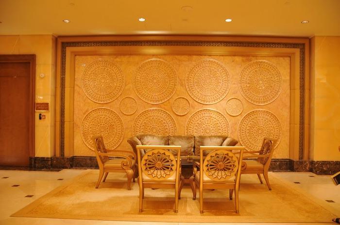 Добро пожаловать в палас-отель «Emirates Palace» 75751