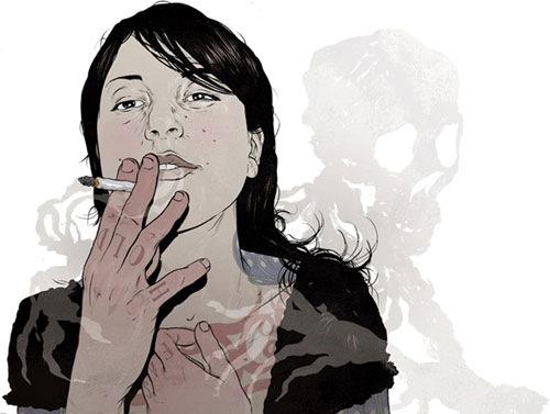 Иллюстратор Matthew Woodson 2