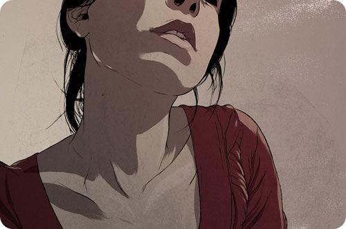 Иллюстратор Matthew Woodson 9