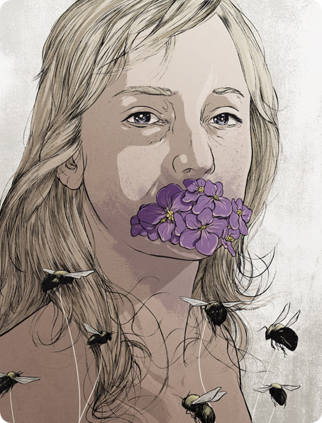 Иллюстратор Matthew Woodson