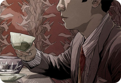 Иллюстратор Matthew Woodson 3