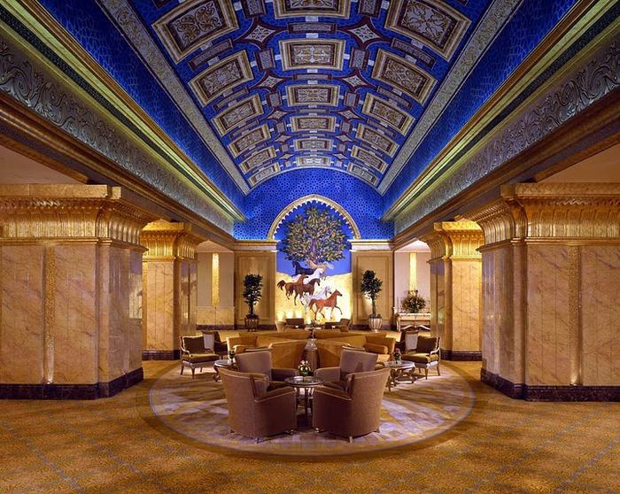 Добро пожаловать в палас-отель «Emirates Palace» 35669