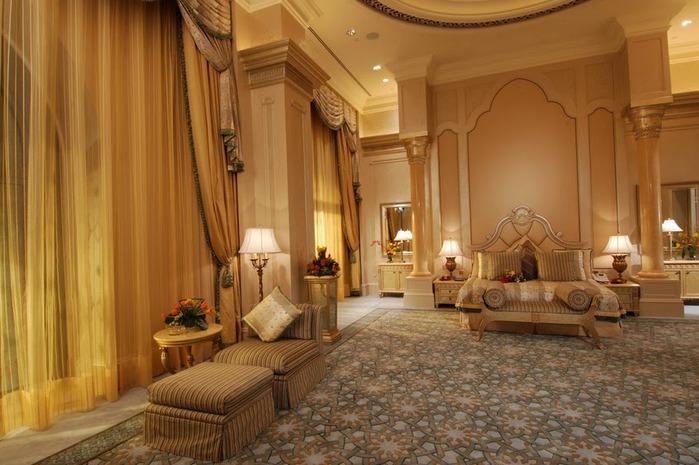 Добро пожаловать в палас-отель «Emirates Palace» 51939
