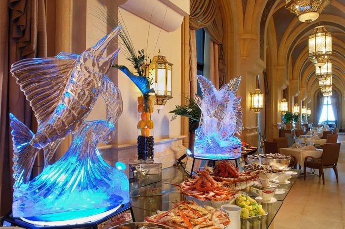Добро пожаловать в палас-отель «Emirates Palace» 46365
