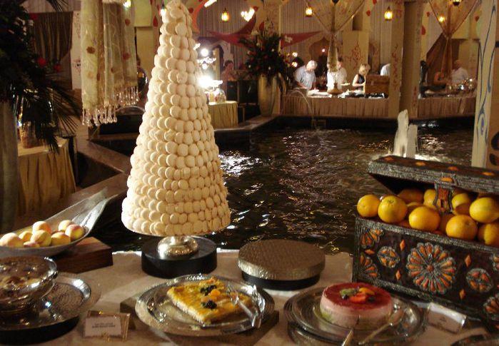 Добро пожаловать в палас-отель «Emirates Palace» 19023