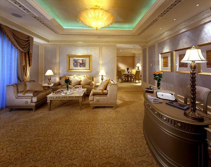 Добро пожаловать в палас-отель «Emirates Palace» 59809