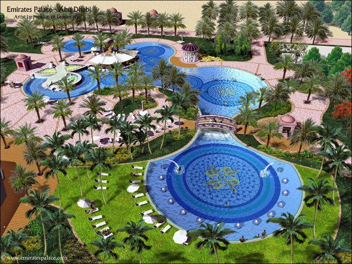 Добро пожаловать в палас-отель «Emirates Palace» 37326
