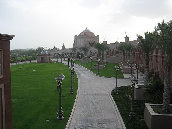 Добро пожаловать в палас-отель «Emirates Palace» 92730