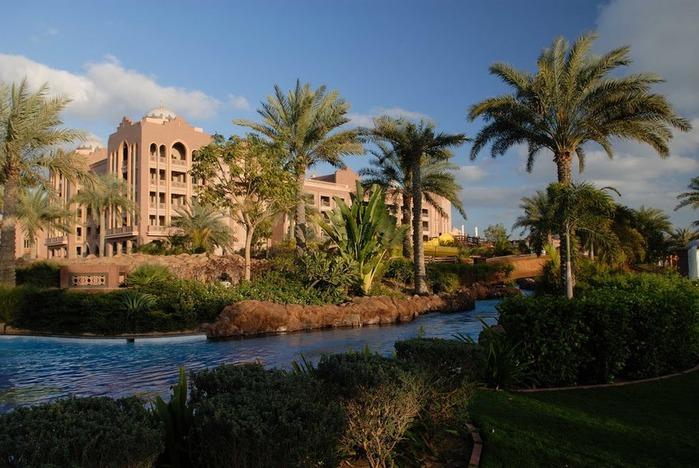 Добро пожаловать в палас-отель «Emirates Palace» 80523