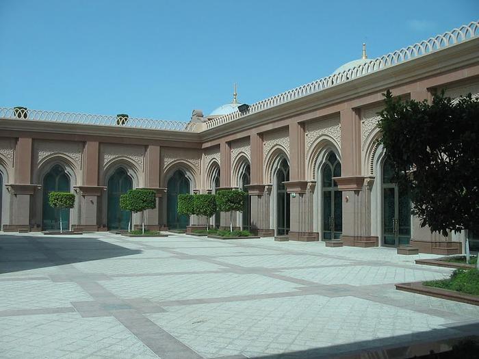 Добро пожаловать в палас-отель «Emirates Palace» 93813
