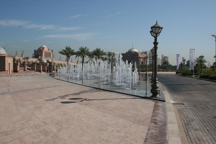 Добро пожаловать в палас-отель «Emirates Palace» 87340