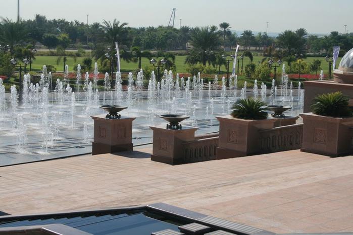 Добро пожаловать в палас-отель «Emirates Palace» 22321