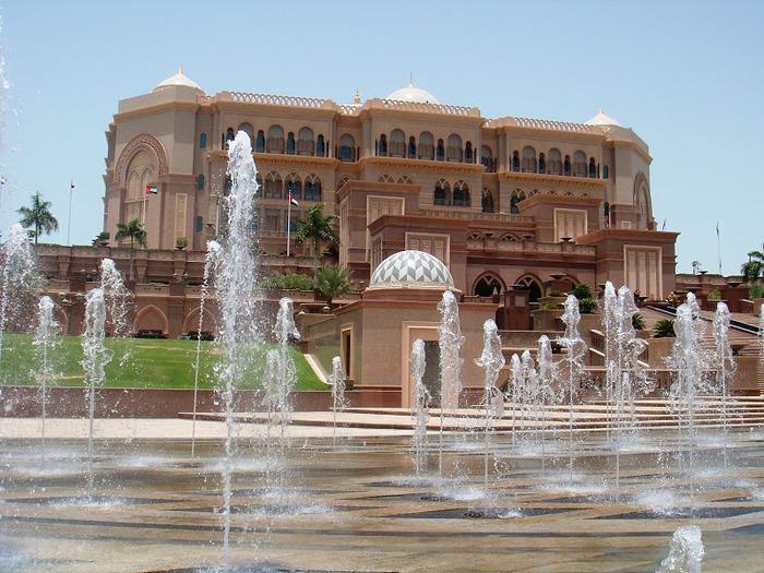 Добро пожаловать в палас-отель «Emirates Palace» 94459