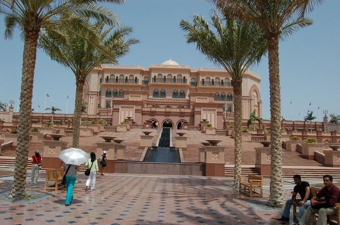 Добро пожаловать в палас-отель «Emirates Palace» 71519