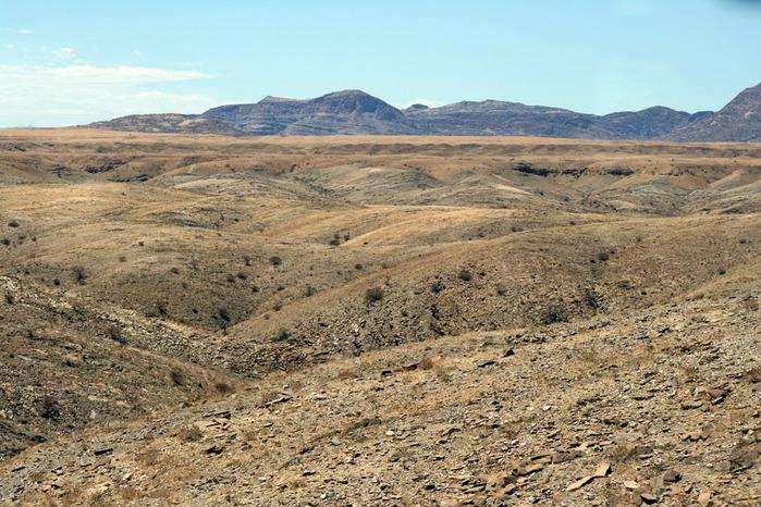 Намибия - страна двух пустынь 16007