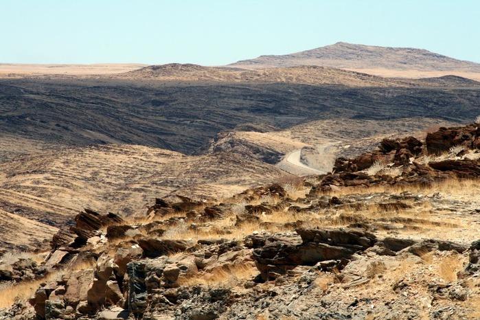 Намибия - страна двух пустынь 81607