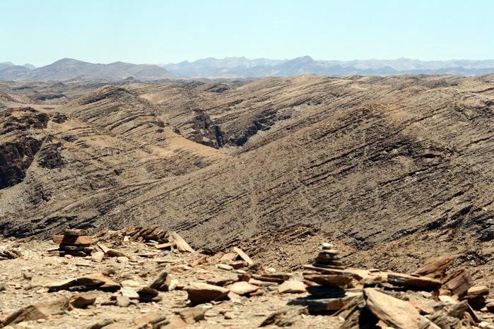 Намибия - страна двух пустынь 35722