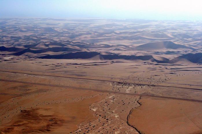 Намибия - страна двух пустынь 48237