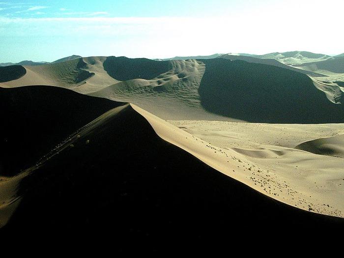 Намибия - страна двух пустынь 67517