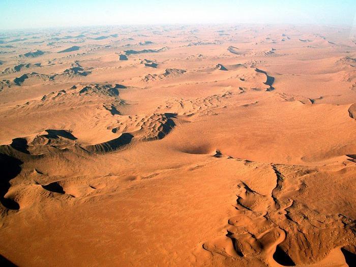 Намибия - страна двух пустынь 23690