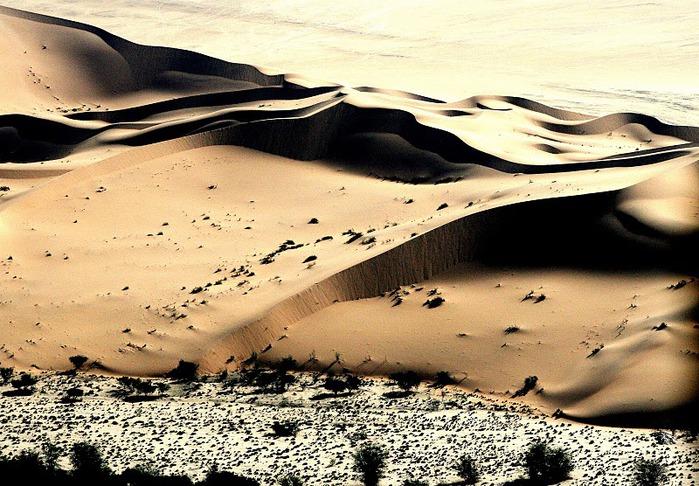 Намибия - страна двух пустынь 71098