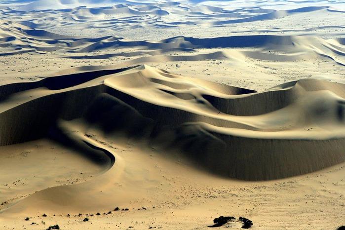 Намибия - страна двух пустынь 61867